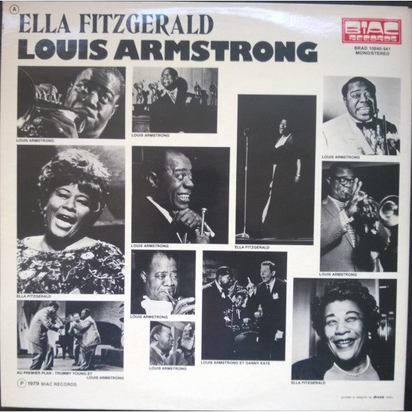 Consider, what ella fitzgerald louis armstrong