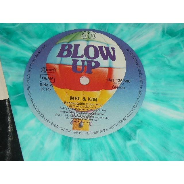 Mel & Kim Respectable (disc couleur)
