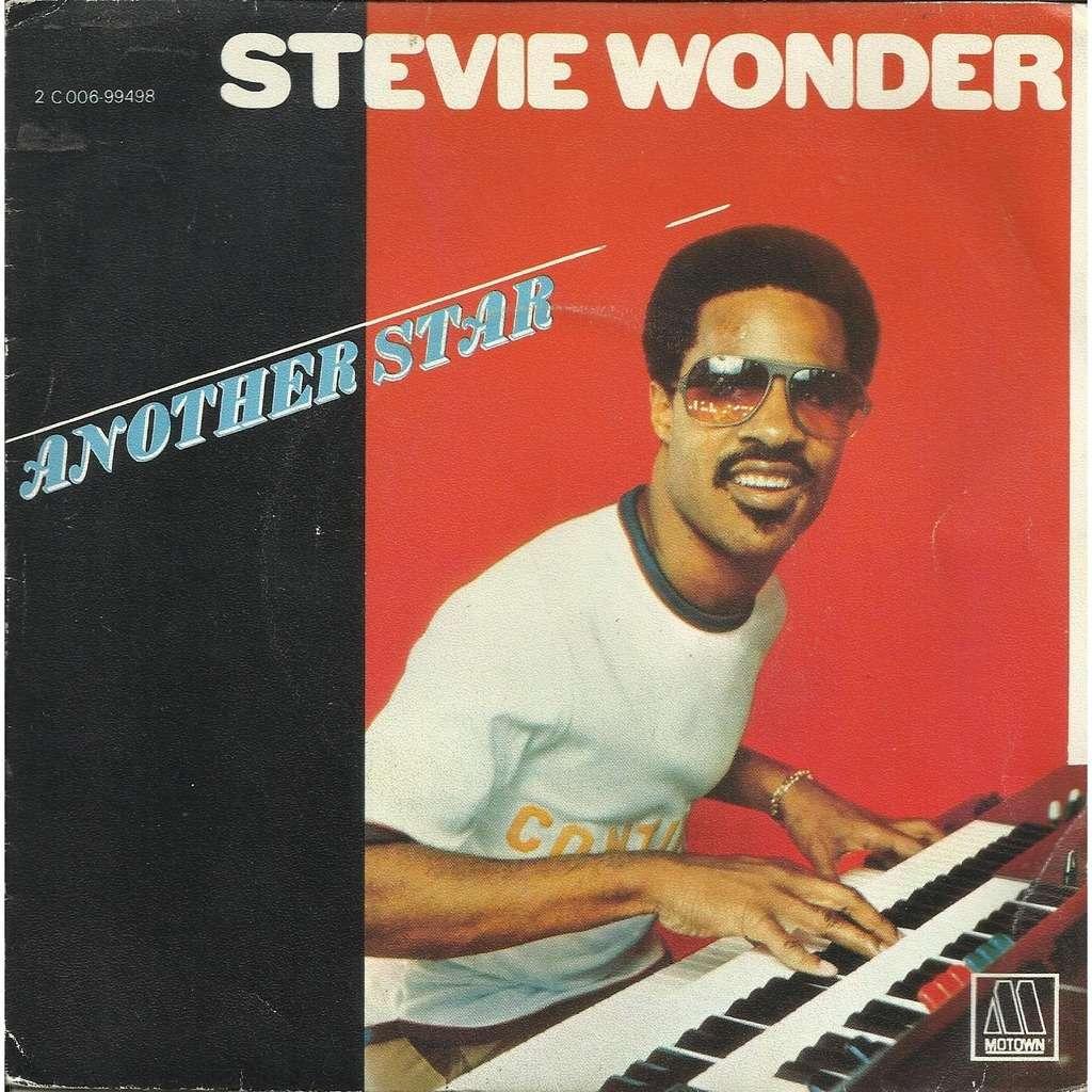 Stevie WONDER another star / creepin'