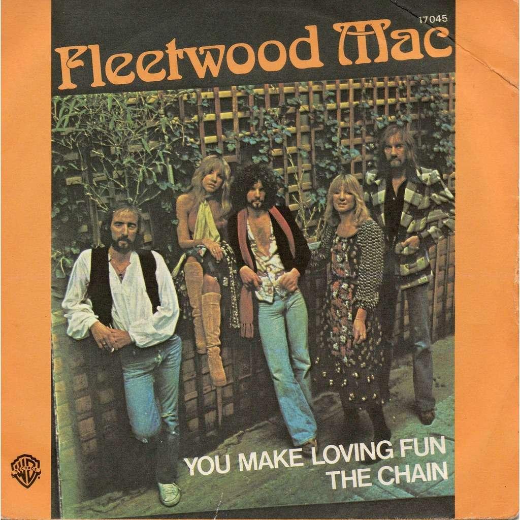 Resultado de imagen de fleetwood mac you make loving fun