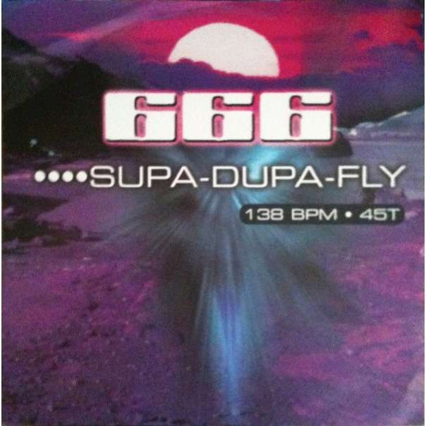 Supa Dupa Fly Mve: Supa Dupa Fly (xxl Mix) By 666, 12inch With Yvandimarco