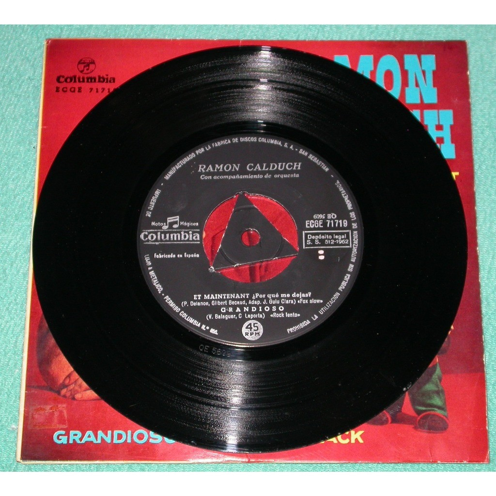 RAMON CALDUCH Chante Johnny Hallyday et Gilbert Becaud