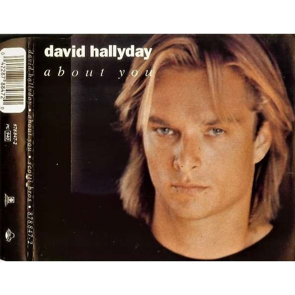 David Hallyday About You / Yes Or No / Church Of The Poison Spider