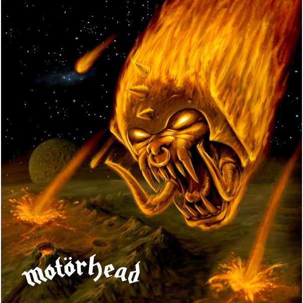 Motörhead Live At Le Zenith, Paris, France on the 18th November 2014 (2xlp)