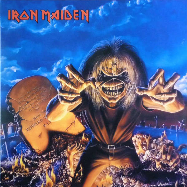 Iron Maiden Live At The Gaumont Theatre, Ipswich, Uk - On The 8th May 1983 (3xlp)