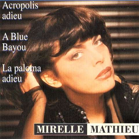 Mireille Mathieu Blue Bayou Chords - Chordify