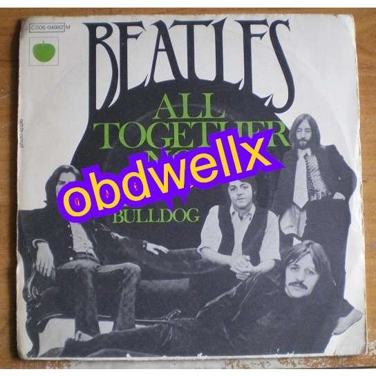 BEATLES The All together now