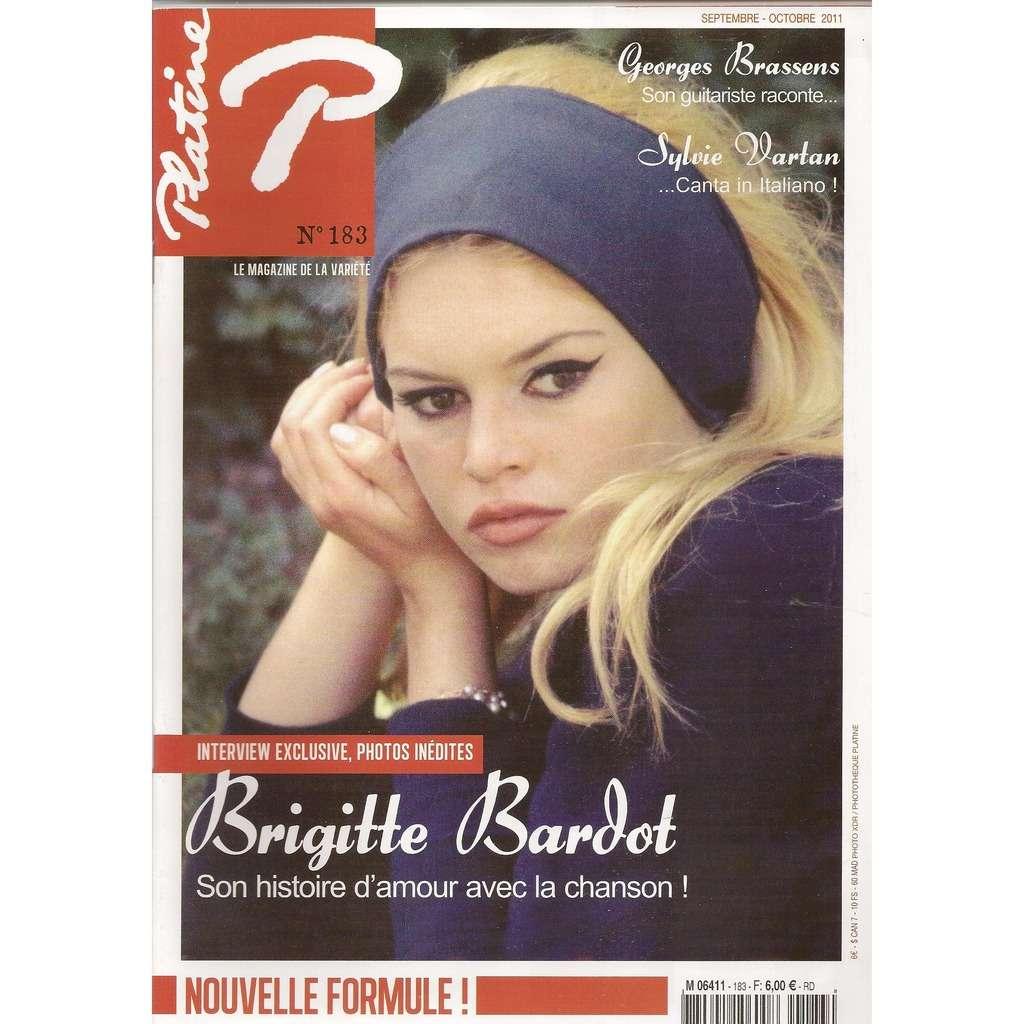 brigitte bardot platine n° 183
