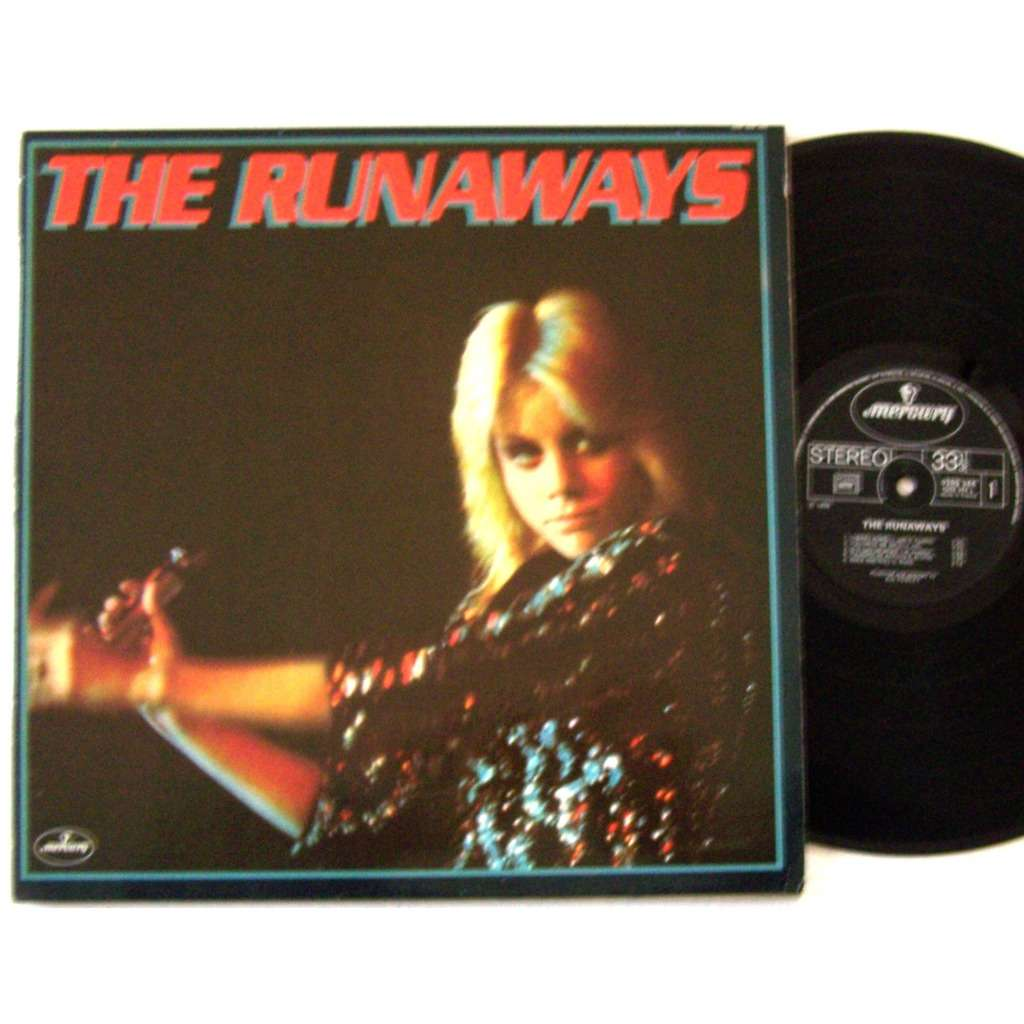 Cherry Bomb By The Runaways Lp Gatefold With