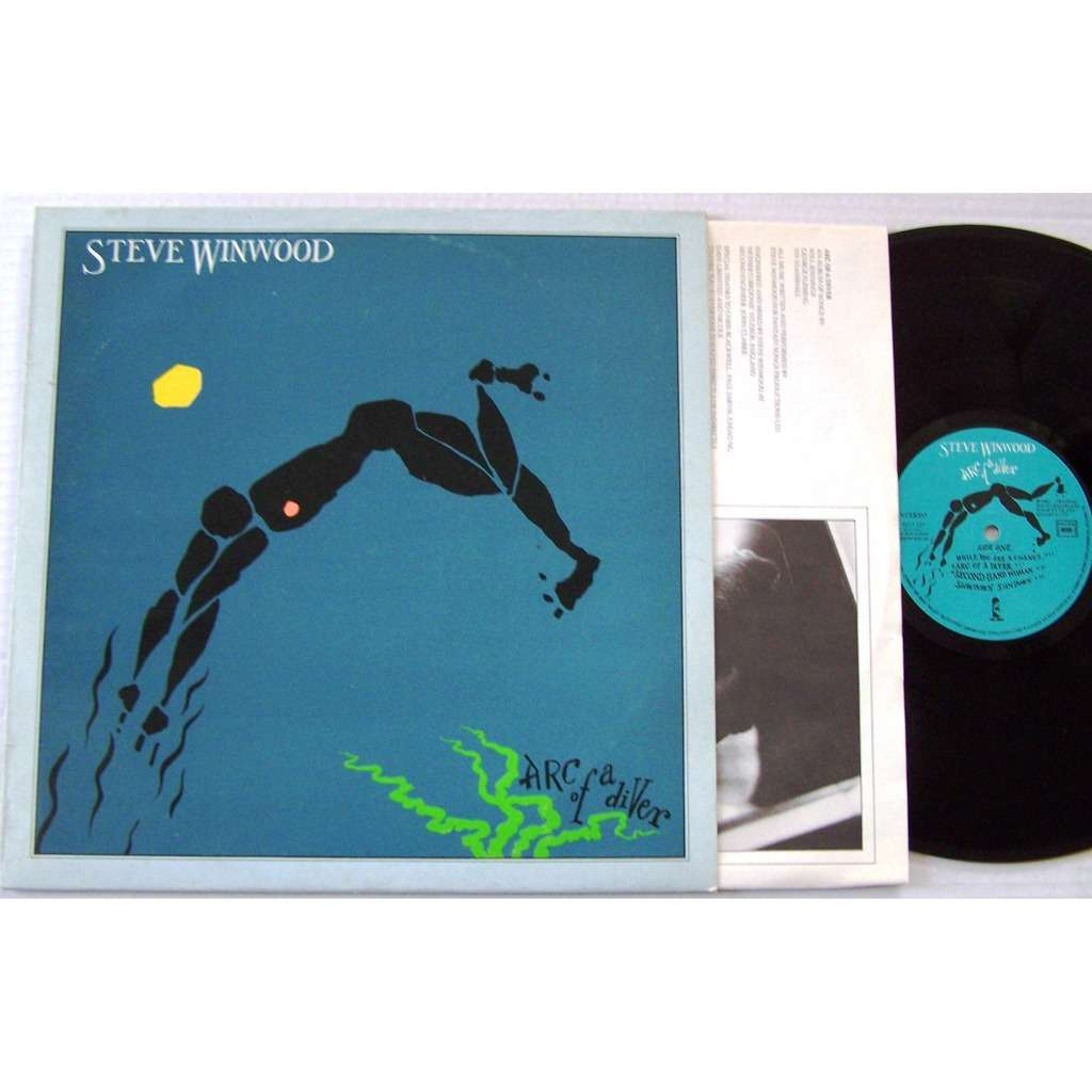 arc of a diver steve winwood lp 売り手 lapopmusic902000