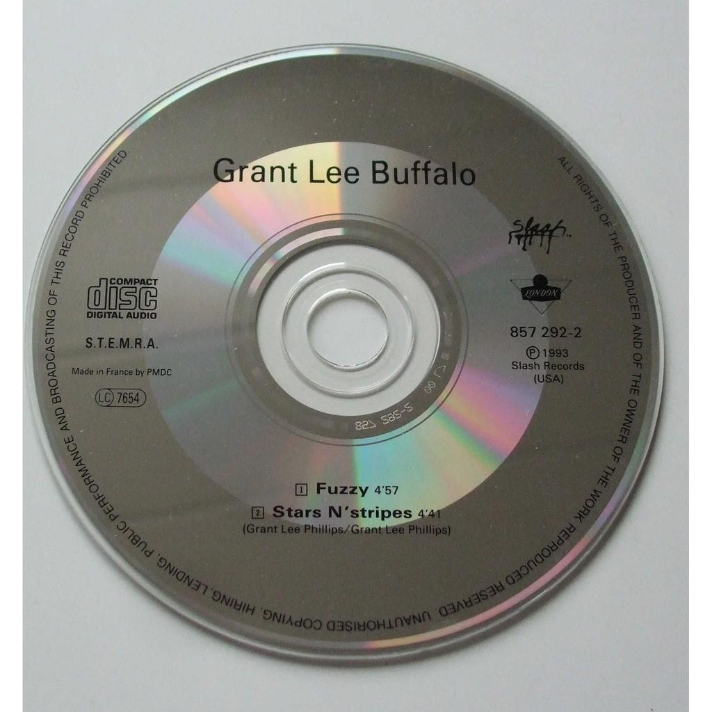 Grant Lee Buffalo Fuzzy