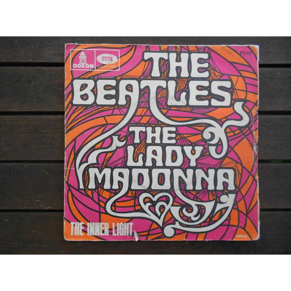 the beatles lady madonna - the inner light
