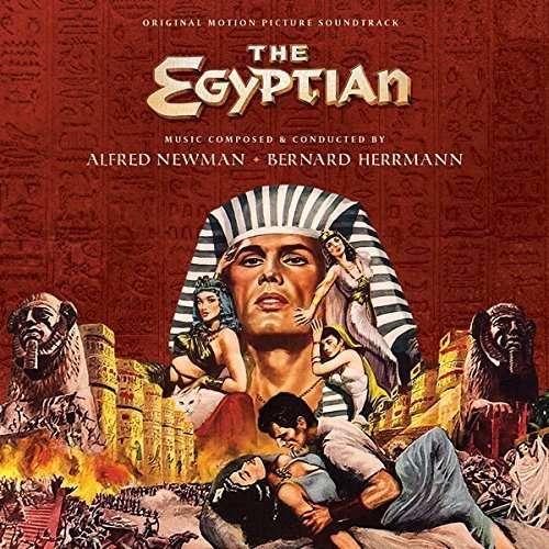 Bernard Herrmann / Alfred Newman The Egyptian