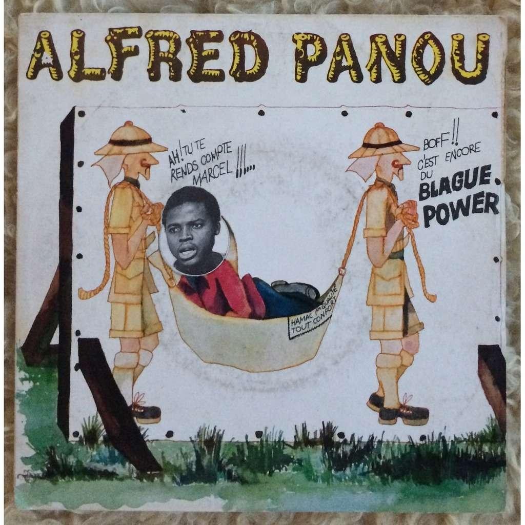 Alfred Panou Je suis un sauvage / Le moral necessaire