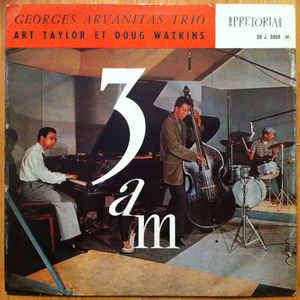 3 AM - mono Georges Arvanitas Trio