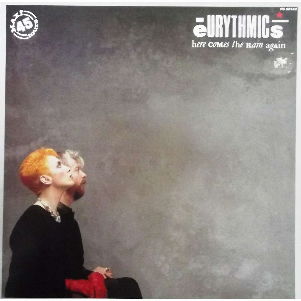 Here Comes The Rain Again By Eurythmics 12inch With
