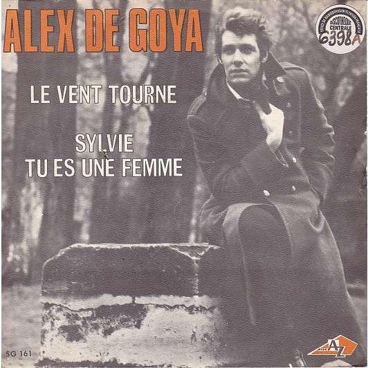 alex de Goya le vent tourne