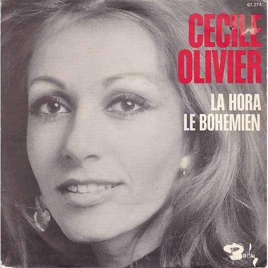 Cecile Olivier la hora
