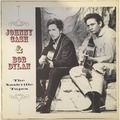 JOHNNY CASH AND BOB DYLAN - The Nashville Tapes (lp) - 33T