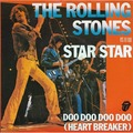 THE ROLLING STONES ‎ - Star Star (7) - 45T (SP 2 titres)