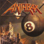 ANTHRAX - Volume 8 - The Threat Is Real - CD