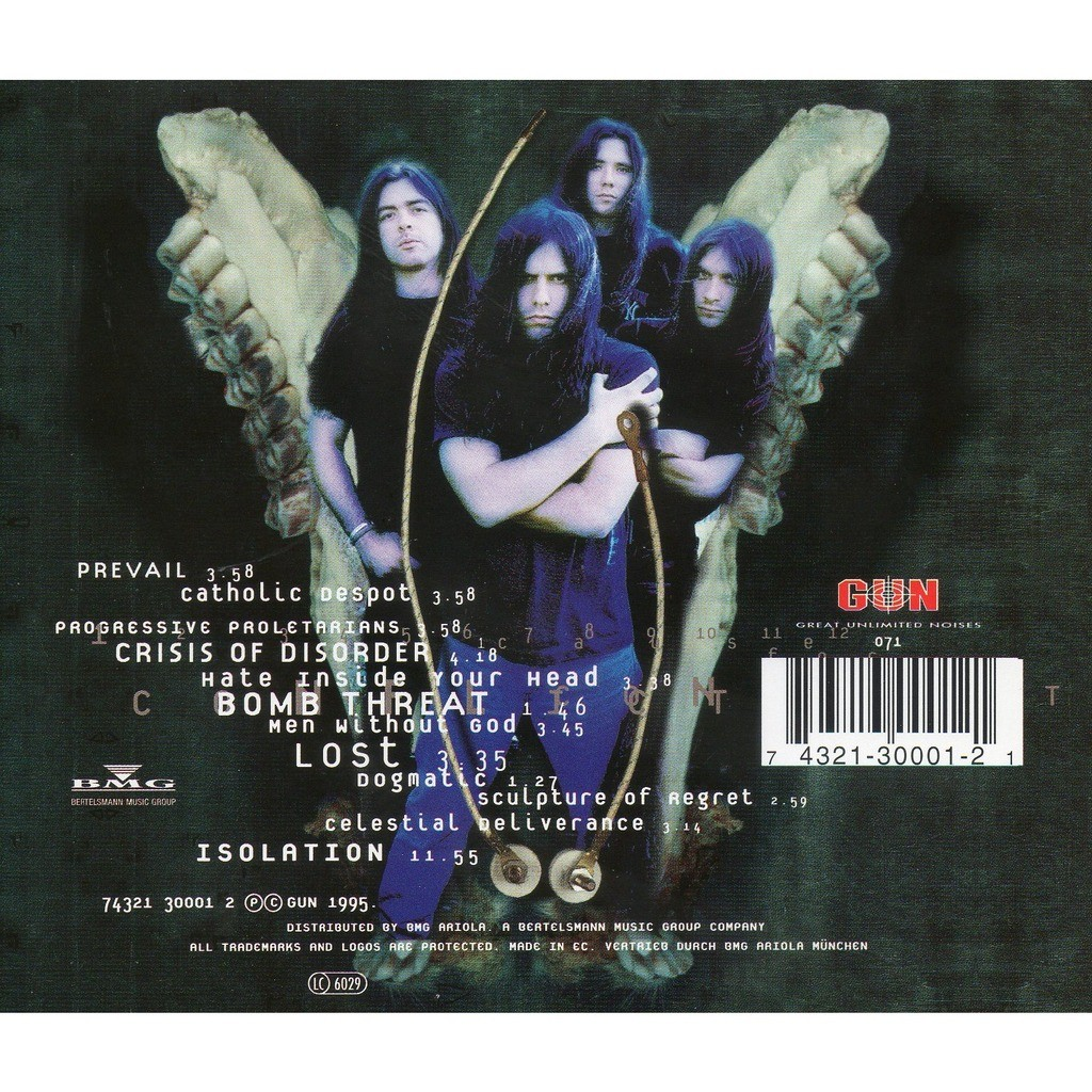 kreator Cause for Conflict