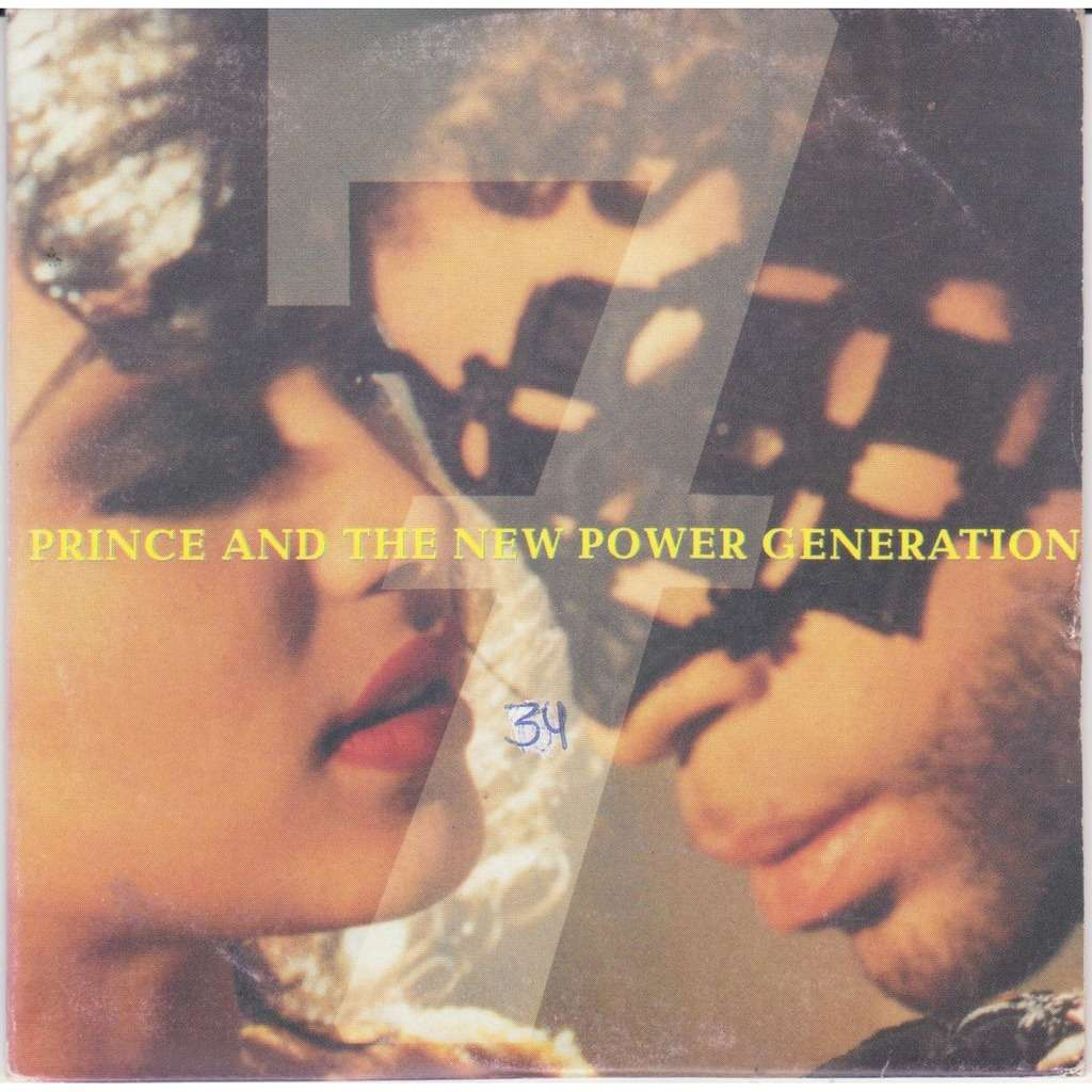 PRINCE & the New Power Generation 7 (seven)