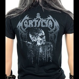 MORTICIAN Re Animated Dead Flesh T SHIRT For Sale On
