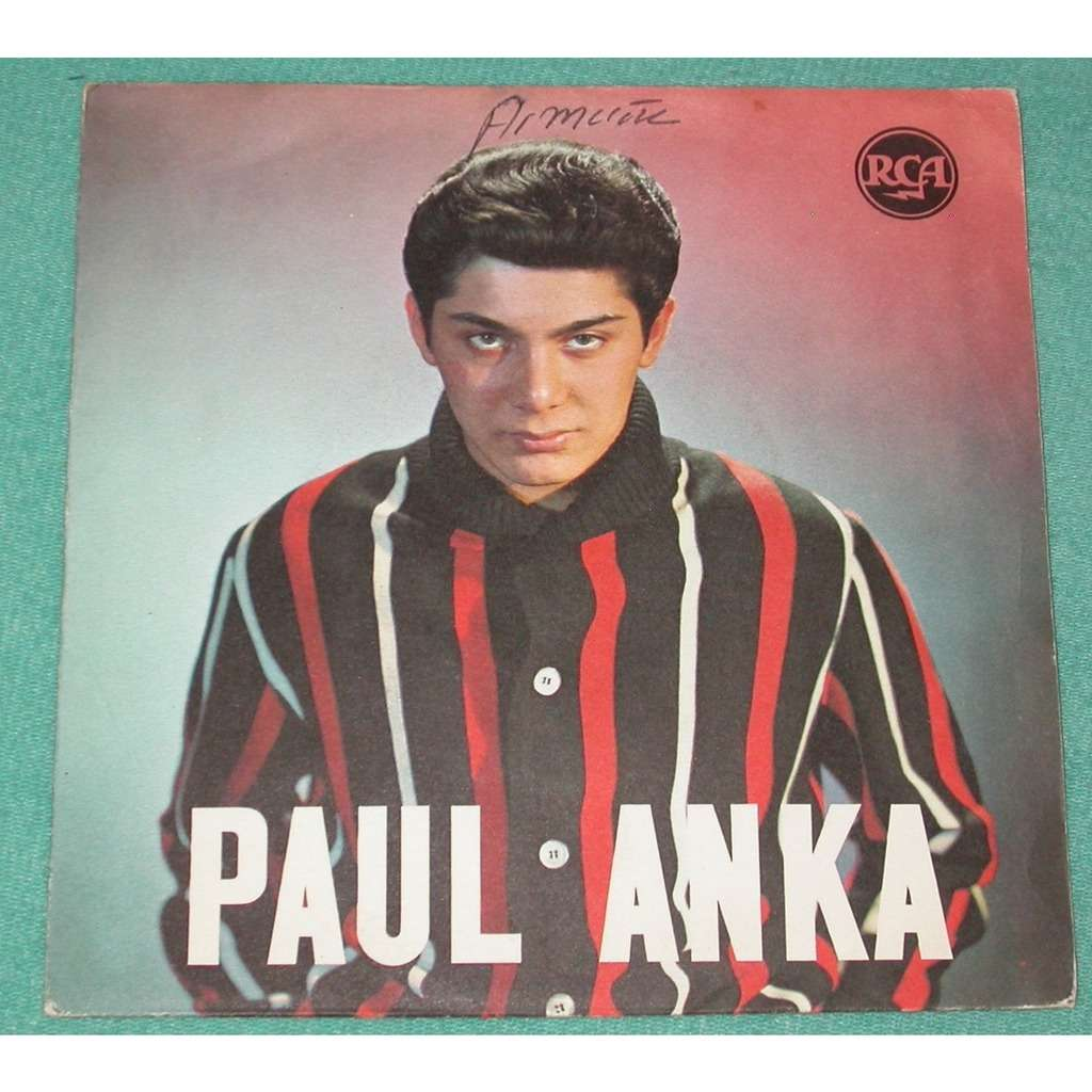 watching you the longest day paul anka 7 sp 売り手