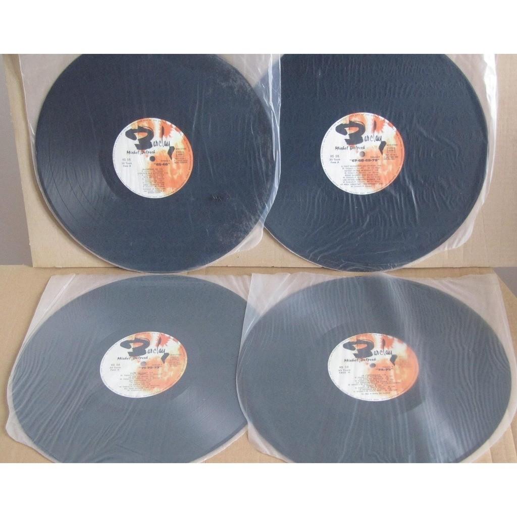 michel delpech dix ans de chansons 1965-1975