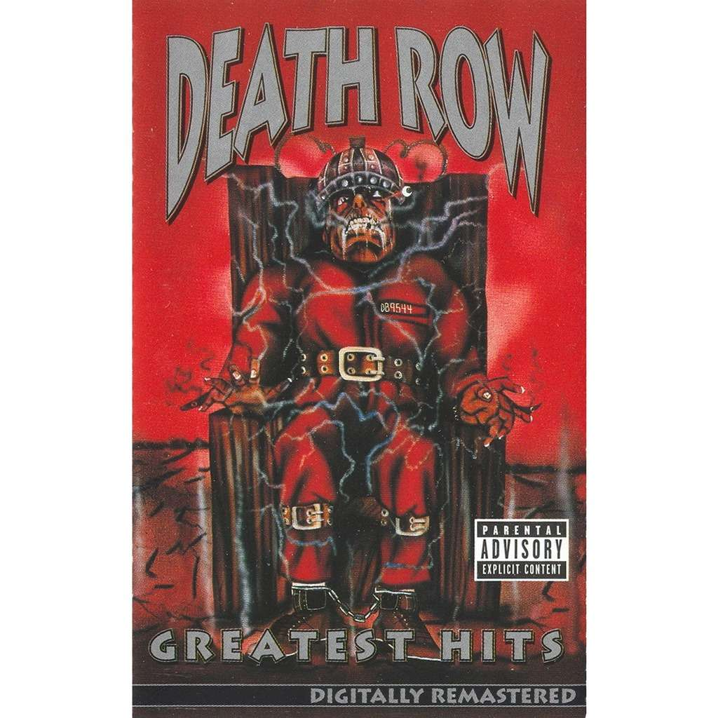 death row greatest hits v a dr dre 2pac snoop dogg ice cube