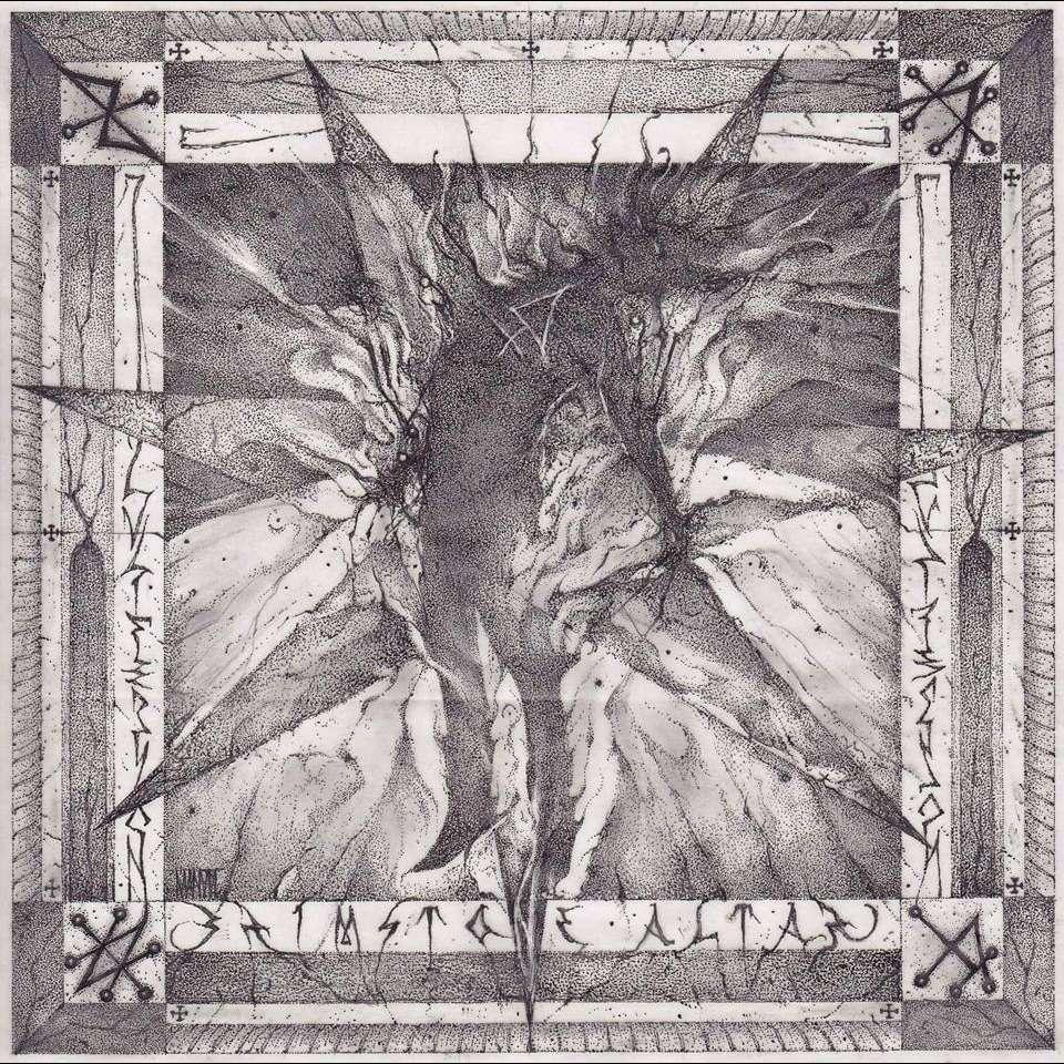LUCIFERICON Brimstone Altar