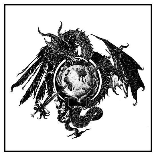 WEDERGANGER / KJELD Split LP