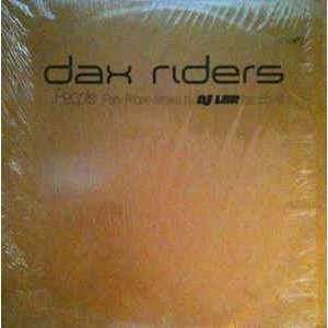 Dax Riders People (Party People Remixes By DJ LBR Feat Big Ali )