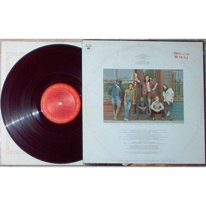 Bruce Springsteen The Wild The Innocent & The E St... (USA 1973 7-trk 'Radio promo LP full 'timing' sticker & demo ps)