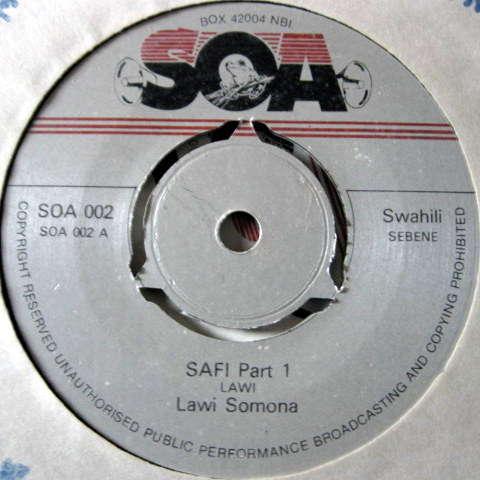 Lawi Somona Safi Pt. 1 & 2