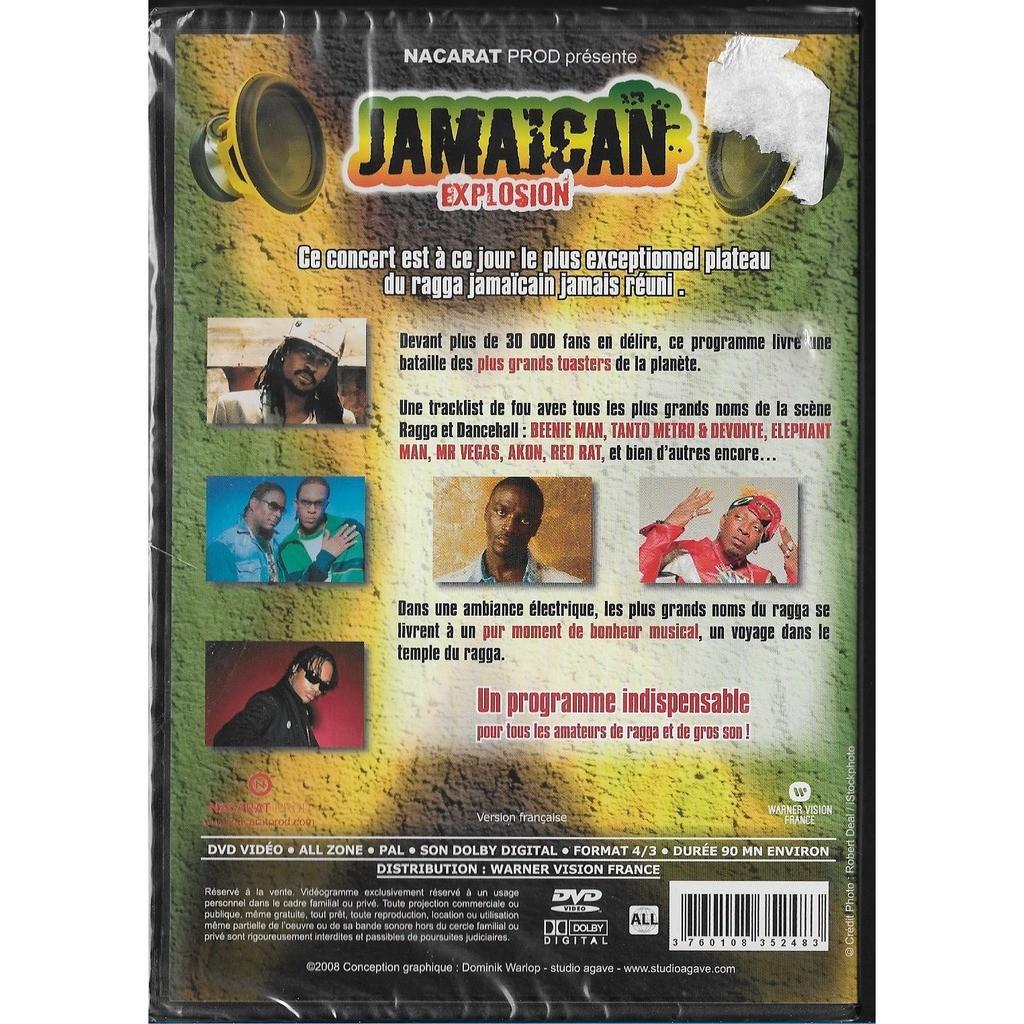 compilation . divers . various artists Jamaican Explosion