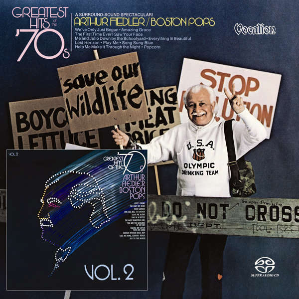 arthur fiedler & boston pops 'Greatest hits of 70'