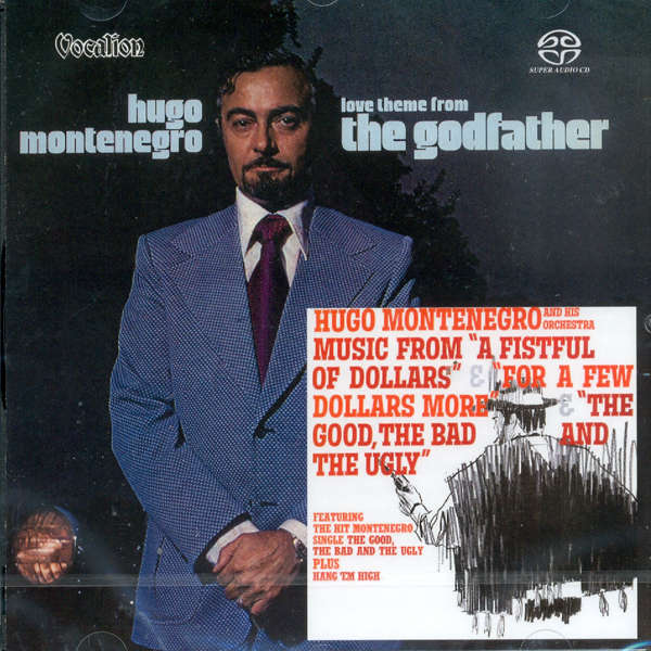 hugo montenegro, his orchestra and chorus 'The godfather' & other music....