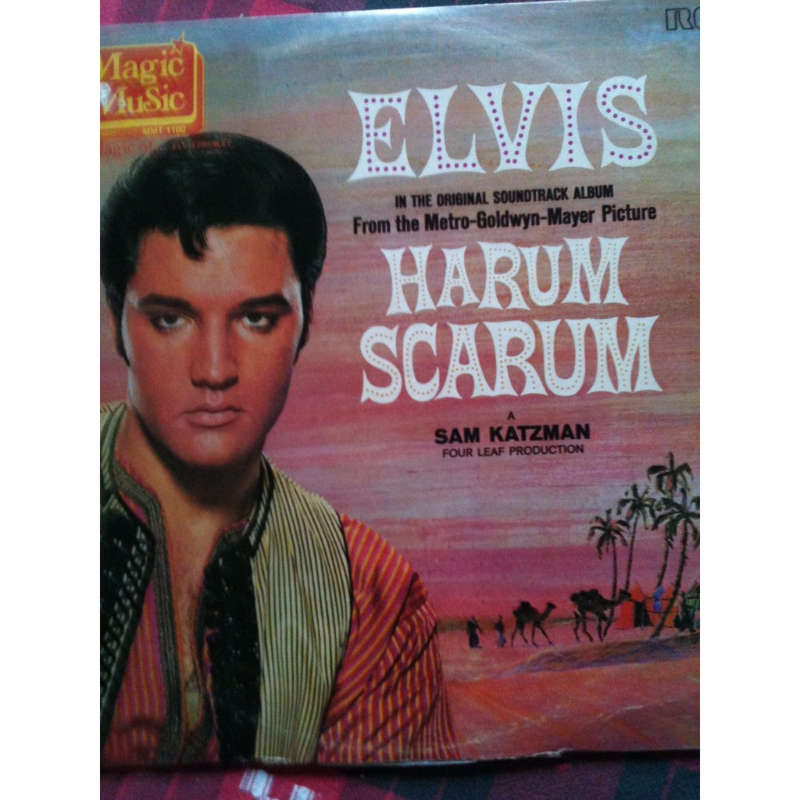 ELVIS PRESLEY Harum Scarum