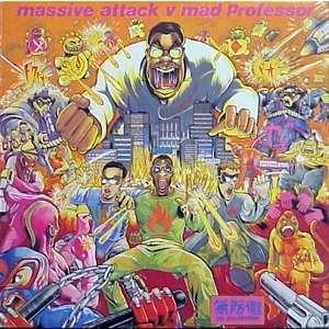 Massive Attack Mad Professor No Protection