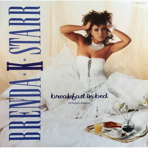 Brenda K. Starr Breakfast In Bed