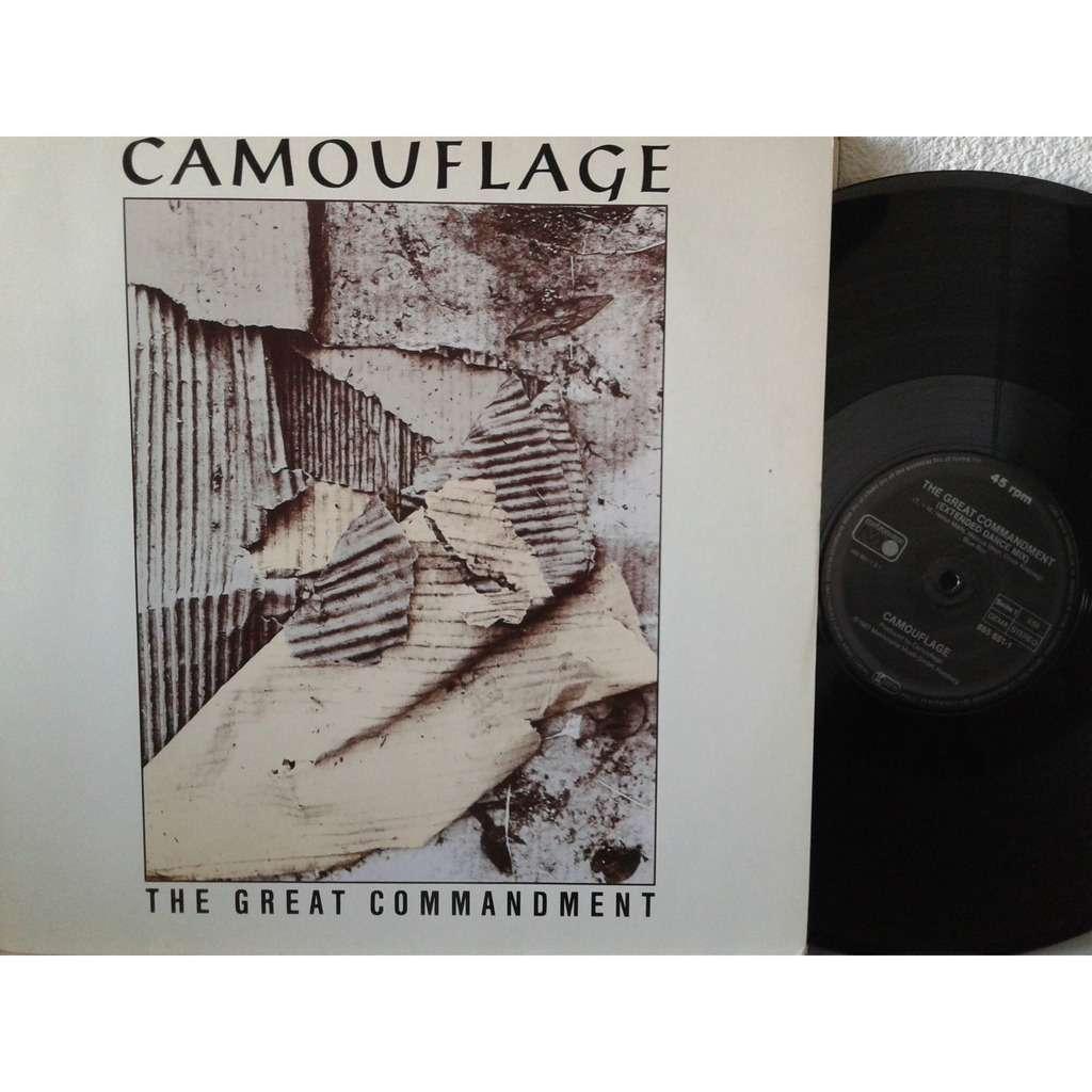 dc6b2b83543de0 The great commandment - Camouflage - ( 12  45回転 ) - 売り手: fiphi ...