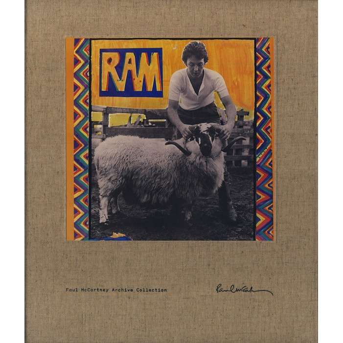 Paul McCartney And Wings Ram Deluxe Edition Box Set