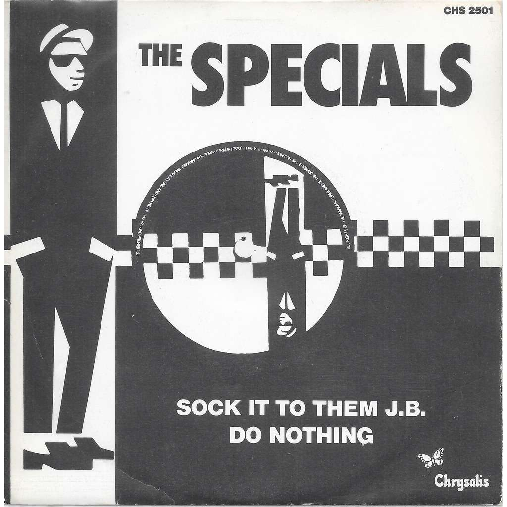 the specials sock it to them j.b. / de nothing
