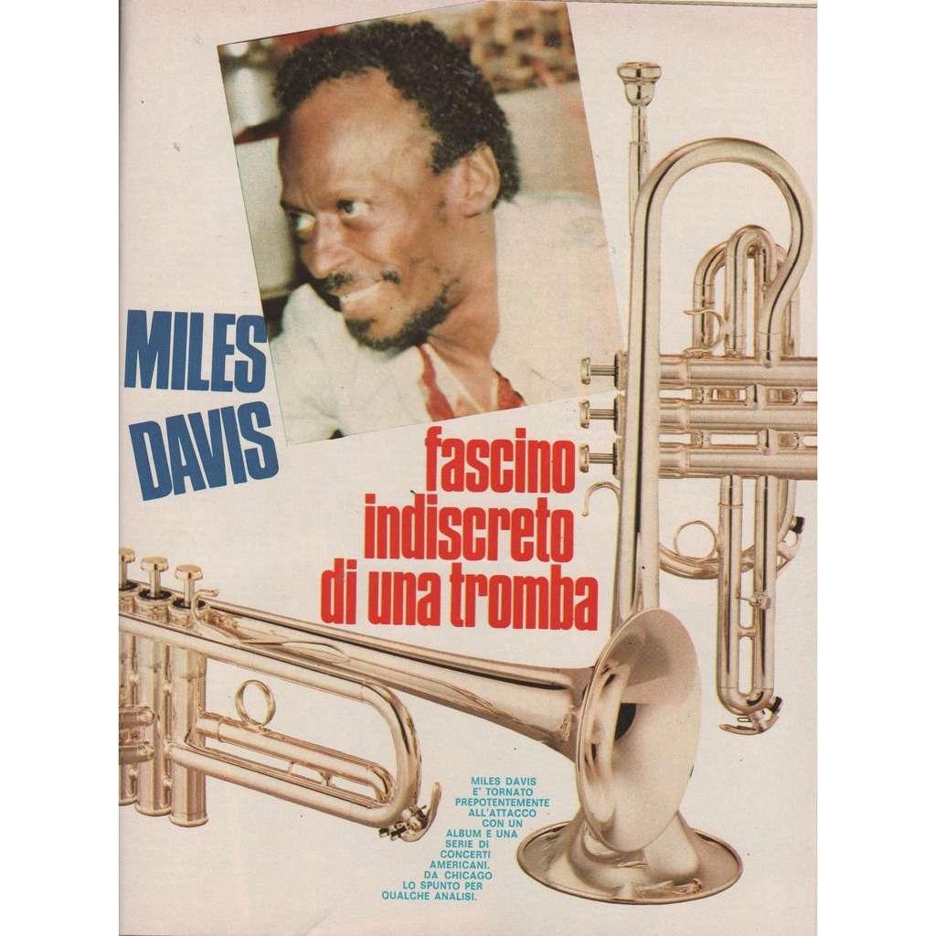 Miles Davis Ciao 2001 (01.11.1981) (Italian 1981 music magazine)