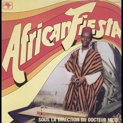 african fiesta, docteur nico sous la direction du docteur nico vol.1