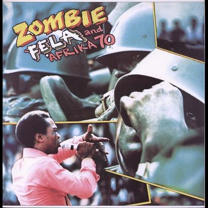 Fela Kuti and afrika 70 zombie