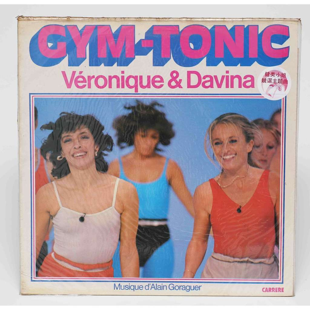 gym tonic veronique et davina