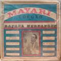 RAFAEL HERNANDEZ CUARTETO MAYARI - La voz del Mayari Corozo le canta a Rafael Hernandez - LP